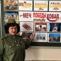 Меч Победы ковал Сталинград