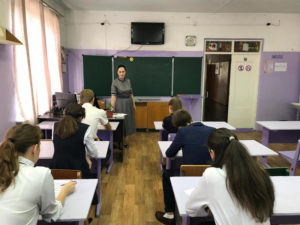 Неделя школьного этапа Всероссийских предметных олимпиад