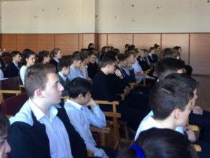 Общешкольные ученические собрания