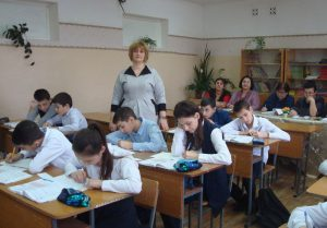 Божко Е.В. - урок русского языка
