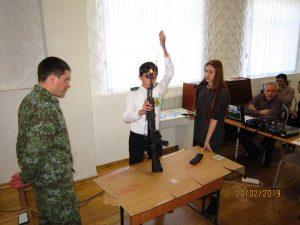 Служить России суждено тебе и мне