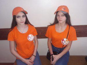 Ярмарка волонтёрских организаций