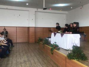 Профилактическая беседа по вопросам недопущения распространения идеологии экстремизма в молодежной среде