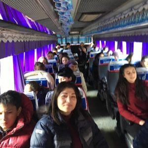 Экскурсия в Домбае