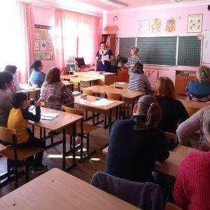 Заседание методического совета гимназии под руководством замдиректора по УВР Чижиковой А.М.