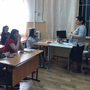 Заседания методических объединений