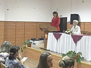 Общешкольное родительское собрание для учащихся и родителей 9-11 классов