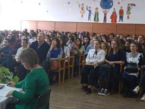 Встреча учащихся и родителей школ города с представителями Министерства Образования и Науки КЧР