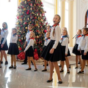 Учащихся МБОУ «Гимназия №18» были удостоены премии мэра для одарённых подростков