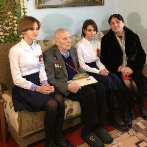 Здоровья вам и мирного неба, дорогой наш Виктор Сергеевич!