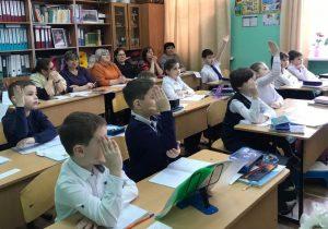 В МБОУ «Гимназия №18» г. Черкесска прошёл школьный этап конкурса «Учитель года России – 2021»